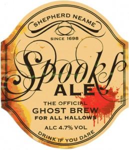 GBR - Engl - Shepherd Neame Brew - Spooks Ale
