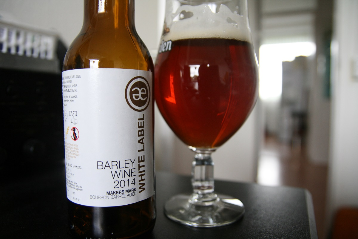 Emelisse Barley Wine 2014 Makers Mark BBA