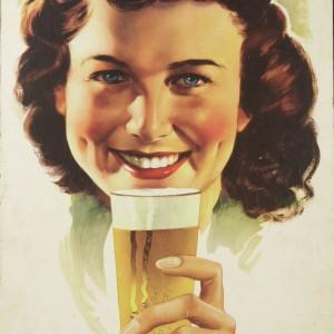 biervrouw