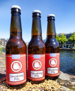 uiltje - smoking pils