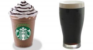 Dark Barrel Latte van Starbucks