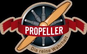 Propeller-Bier-Logo