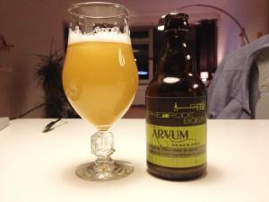Arvum van brouwerij Jessenhofke