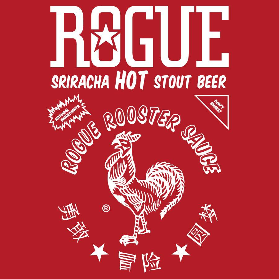 Rogue Ale Sriracha Stout