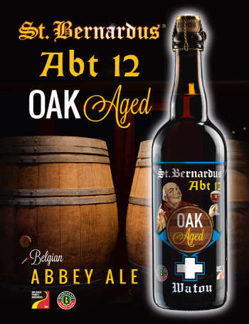St. Bernardus Abt 12 Oak Aged