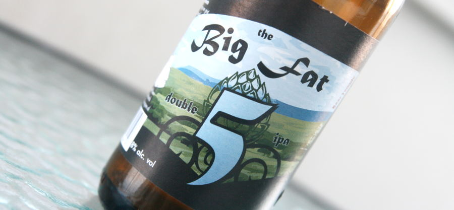 Big Fat 5 Double IPA