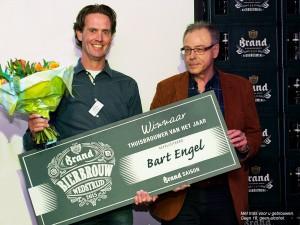 Bart Eemnes wint met saison