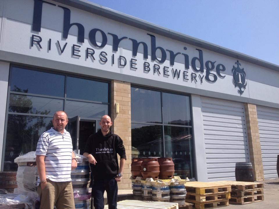 Thornbridge pub komt naar Den Bosch