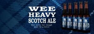 Wee Heavy - Brouwerij Kees