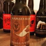 Ramses Barrel Aged Mamba Porter