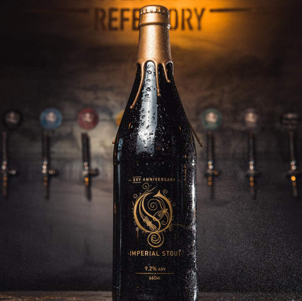 Opeth Imperial Stout