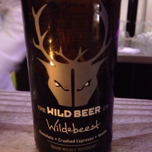 The Wild Beer Co - Wildebeest