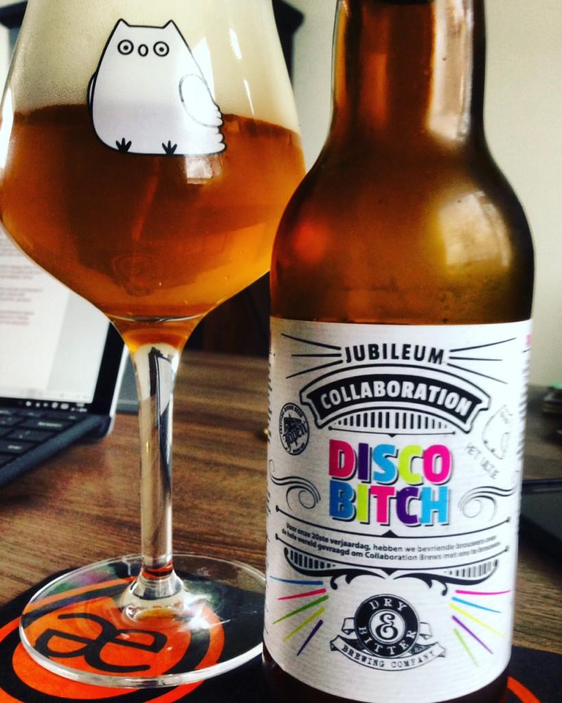 Disco Bitch - Jopen, Het Uiltje, Dry & Bitter