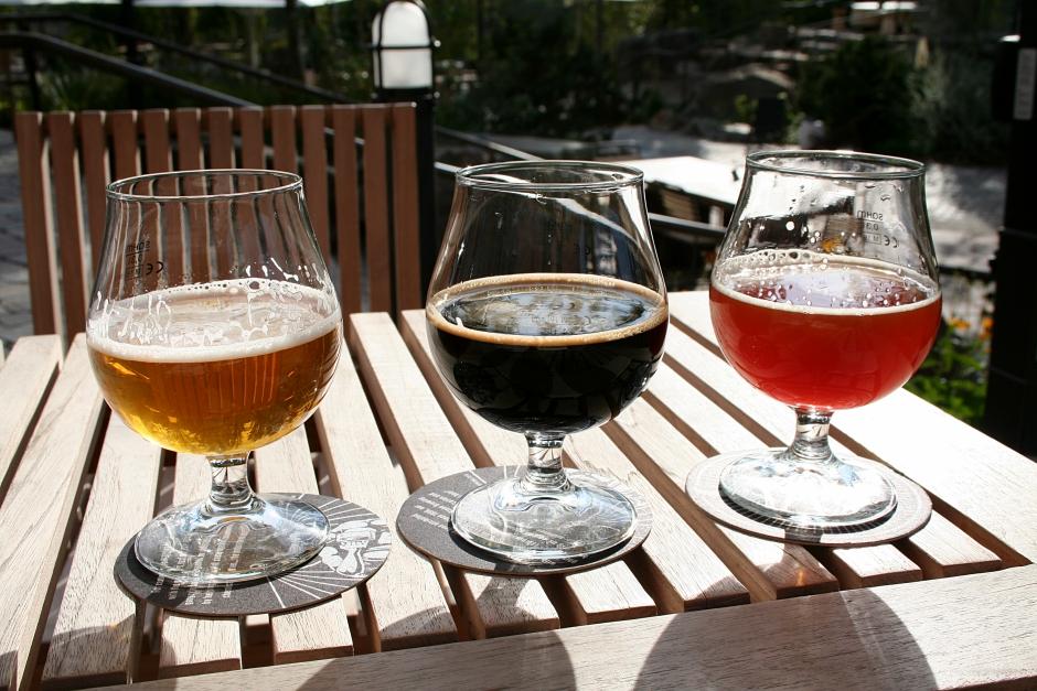 Stone Brewing bieren
